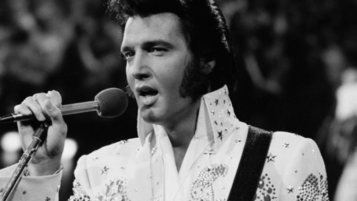 Elvis Presley's Stax Sessions Compiled Into Box Set