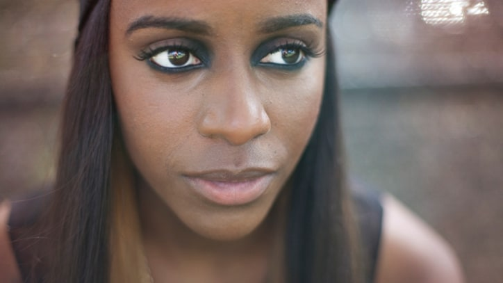 Angel Haze's No-Nonsense Hip-Hop Journey