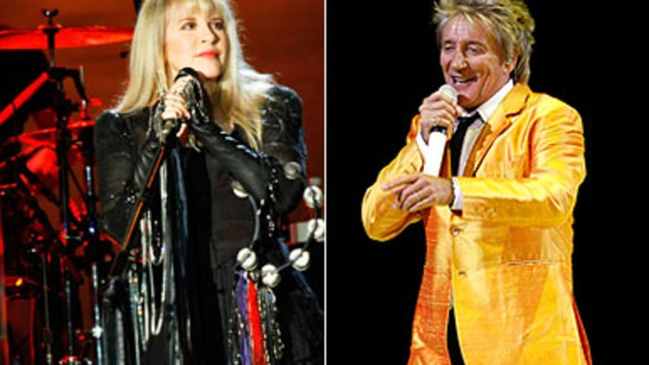 Stevie Nicks, Rod Stewart Discuss Touring Together for the First Time