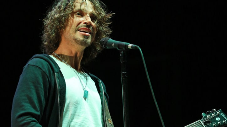 Chris Cornell Announces Acoustic Fall Tour