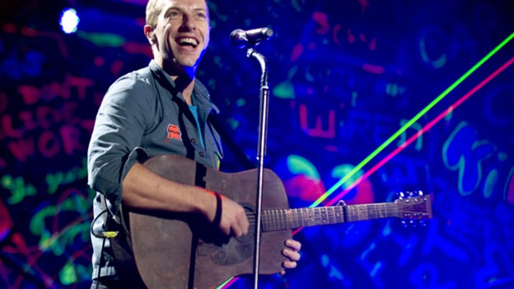 Coldplay Releasing New 'Hunger Games' Track