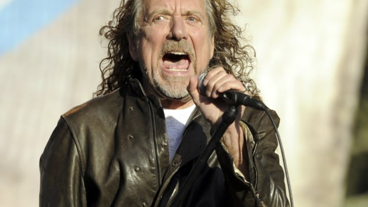 Robert Plant's Mystical Mountain Hop