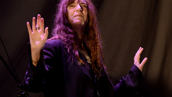 Patti Smith Plans Tribute to Poetry of Robert Louis Stevenson