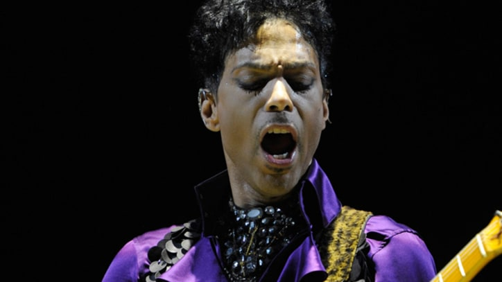 Prince Makes Twitter Debut