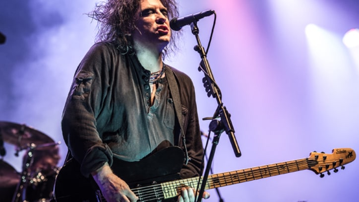 The Cure Join NIN, Pearl Jam on Voodoo Fest Lineup