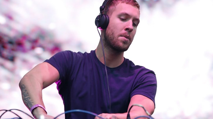 Calvin Harris Tops 'Forbes' List of Highest Paid DJs