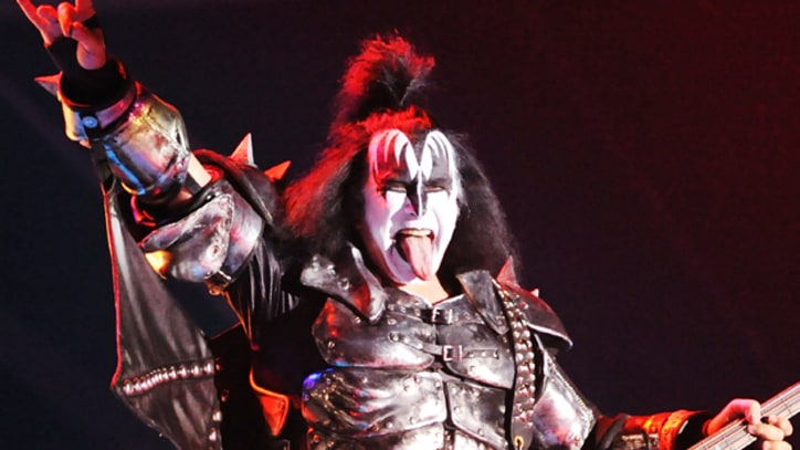 Kiss Kick Off Unlikely New Venture: L.A. Football Team