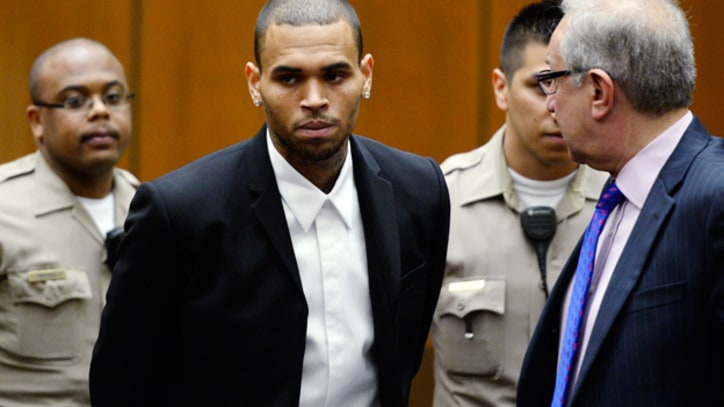 Chris Brown's Probation Reinstated