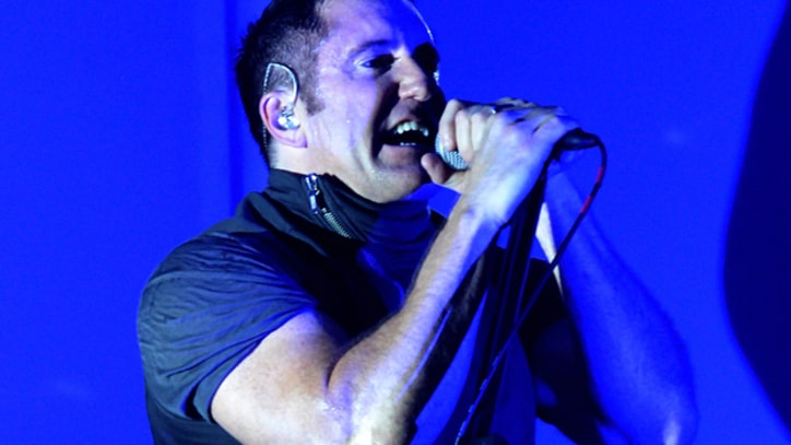 Nine Inch Nails Debut Another New Song, 'Everything'