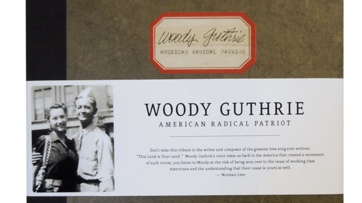 Woody Guthrie's Drawling 'Pastures of Plenty': Song Premiere