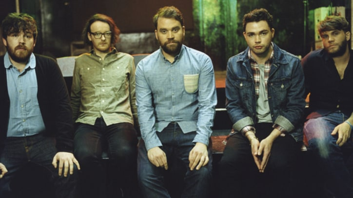 Frightened Rabbit Stream New Song 'Radio Silence'