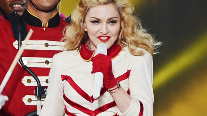 Madonna Leads Forbes List of Highest-Paid Celebrities