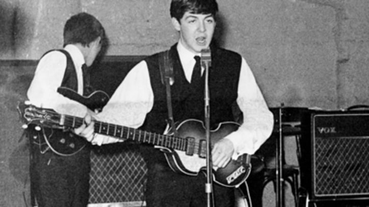 Fifty Years Ago Today: The Beatles First Played Liverpool's Cavern Club