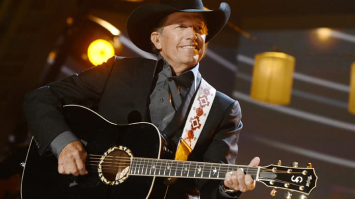 George Strait to Record Five New Albums