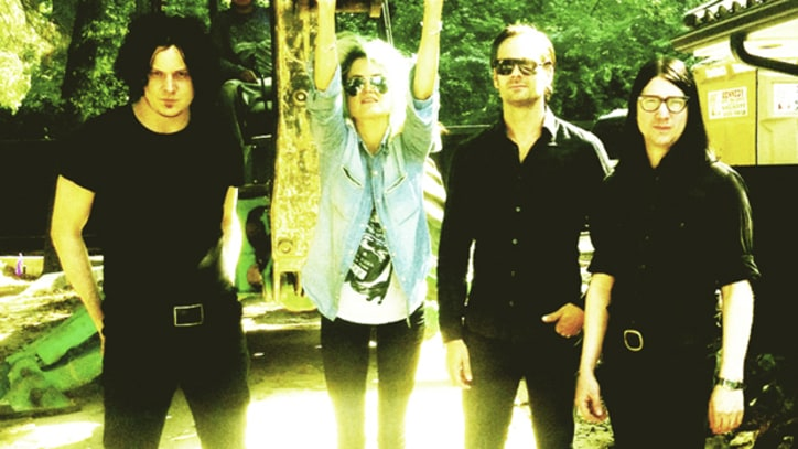 Jack White Is Working on New Dead Weather Material