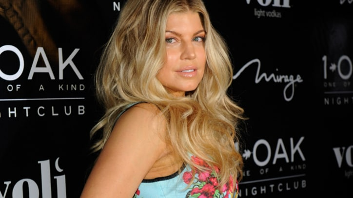 Fergie Gives Birth to Baby Boy