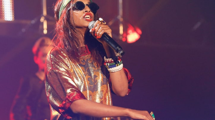 M.I.A. Teases New Single 'Come Walk With Me'