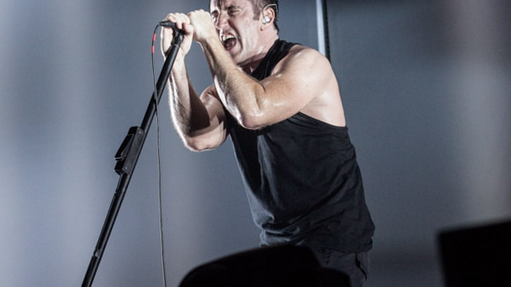 Nine Inch Nails Bring Made in America to a Triumphant End