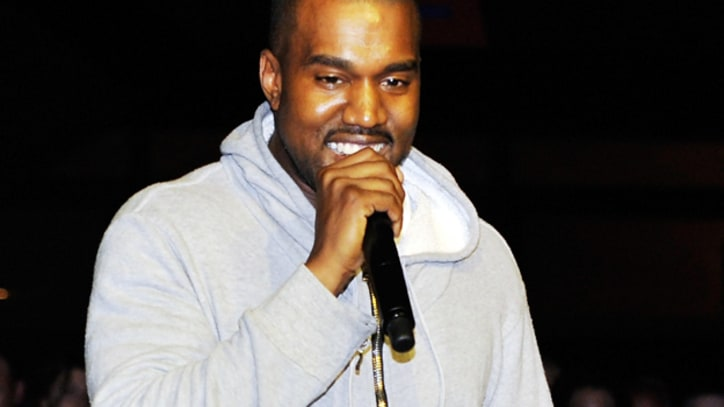 Kanye West Performed for Kazakh Strongman's Family