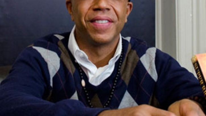Russell Simmons Gives 'Rolling Stone' Readers Financial Advice