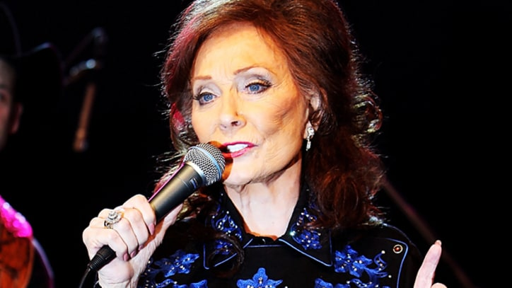 Loretta Lynn Eyes Another Album With Jack White