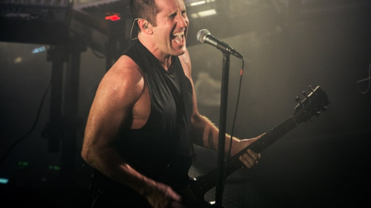 Nine Inch Nails Play Intimate Album Release Show in L.A.