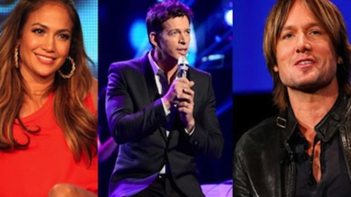 J.Lo, Harry Connick Jr., and Keith Urban Officially Join 'Idol'