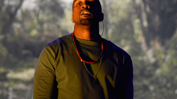 Kanye West Announces 'Yeezus' Tour