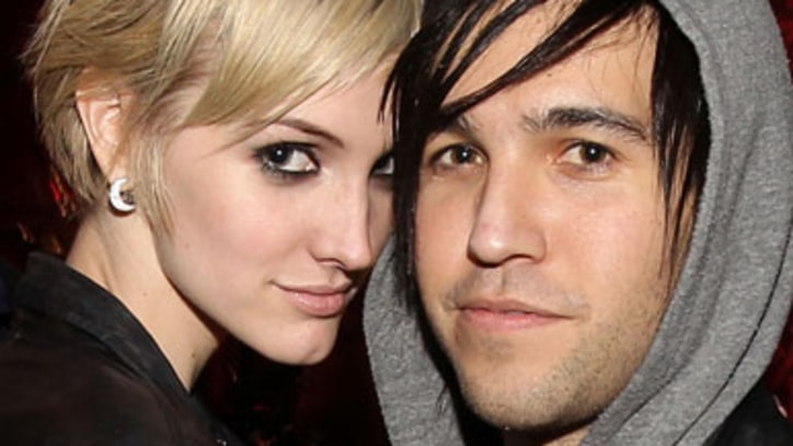 Ashlee Simpson-Wentz Files for Divorce from Pete Wentz