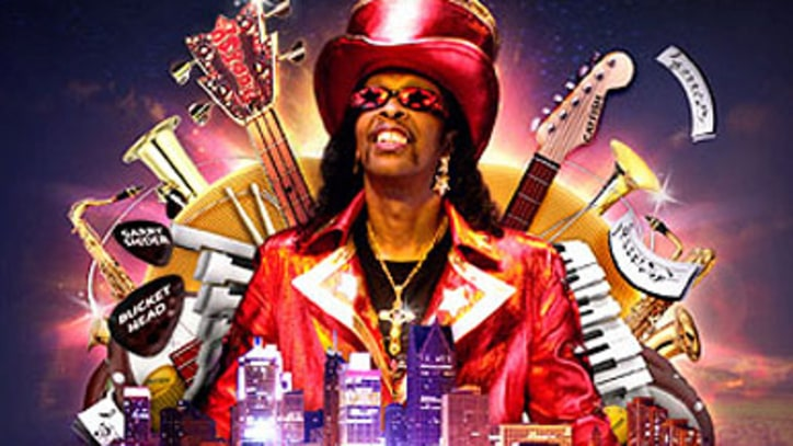 Exclusive Listen: Bootsy Collins' Bouncy 'Don't Take My Funk'