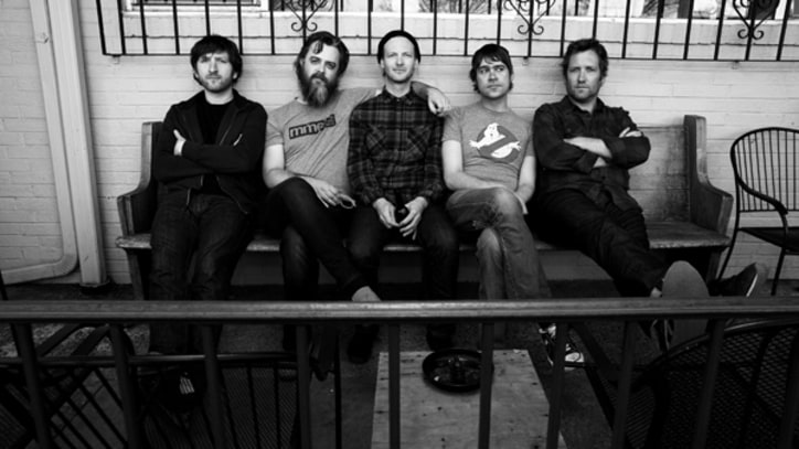 Minus the Bear Unplug for 'Acoustics II'