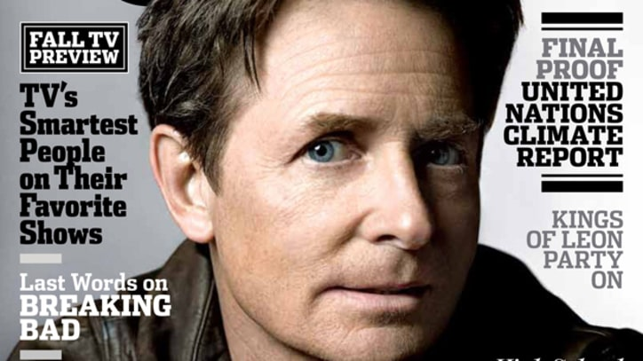 On the Cover: Michael J. Fox