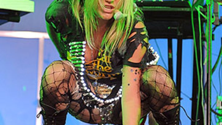 Exclusive: Ke$ha Discusses Her Cock-Rock Ambitions and Getting Tattooed by a Crackhead