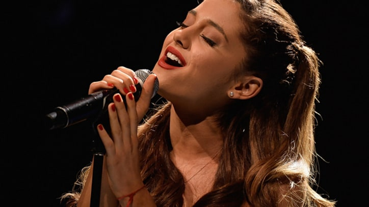 Q&A: Ariana Grande on 'Yours Truly' and Judging Miley Cyrus