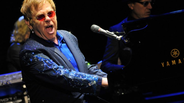 Listen: Elton John Streams New Album, 'The Diving Board'