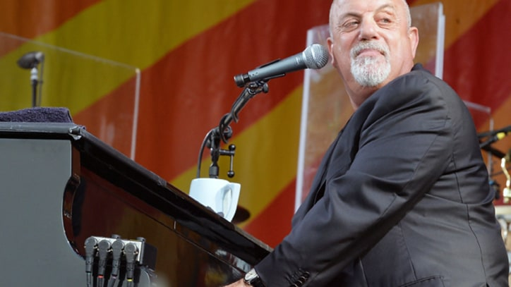 Billy Joel, Carlos Santana to Receive Kennedy Center Honors