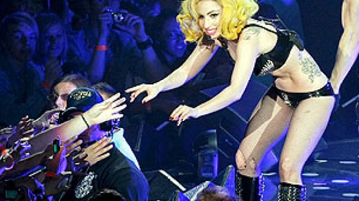 Lady Gaga Admits She Vomited Backstage at London Concert