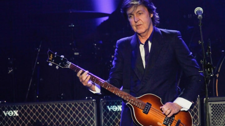 Paul McCartney Shares 'New' Album Tracklist
