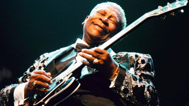 On the Bus With B.B. King