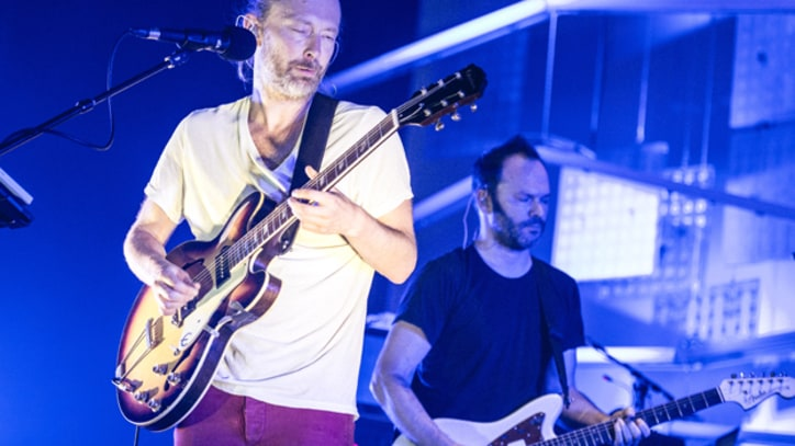 Atoms for Peace Will Play Arenas, Won't Play 'Creep'