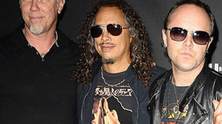 Exclusive: Kirk Hammett Says Secret Metallica Project In the Works
