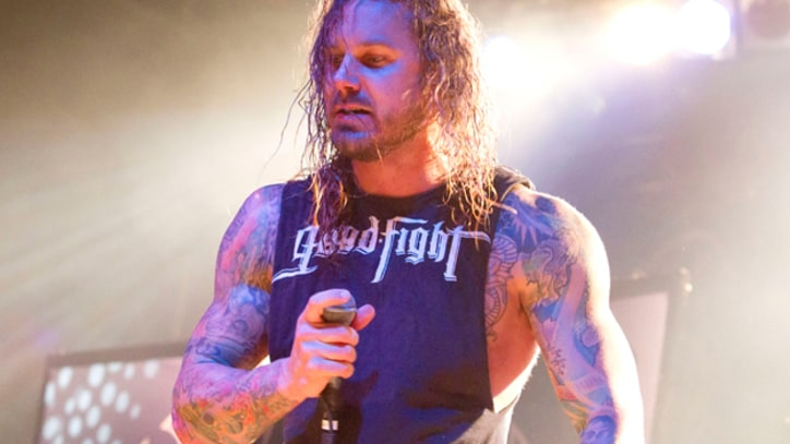 As I Lay Dying Singer Due in Court