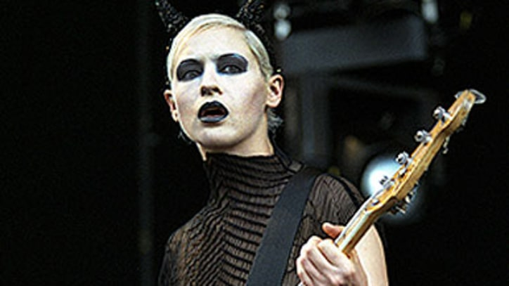 Smashing Pumpkins Bassist D'Arcy Wretzky Jailed