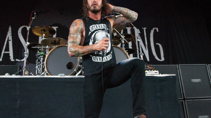 As I Lay Dying Singer's Murder-for-Hire Plot Going to Trial
