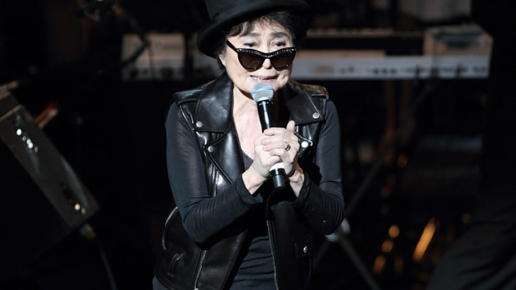 Q&A With Yoko Ono: 'John Would've Loved the Computer Age'