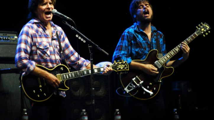 Behind Mumford & Sons' Jam With John Fogerty