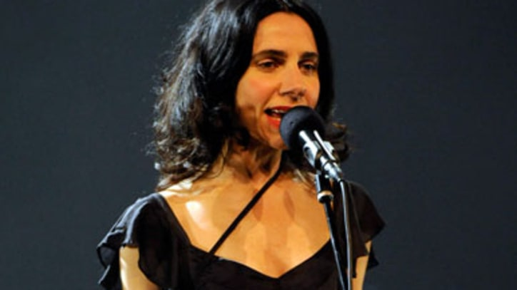 Digest: PJ Harvey to Play Live Webcast; Jack White and Norah Jones Guest on New Danger Mouse Album