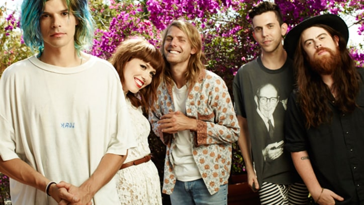 Grouplove Team With Spotify for Covers Project