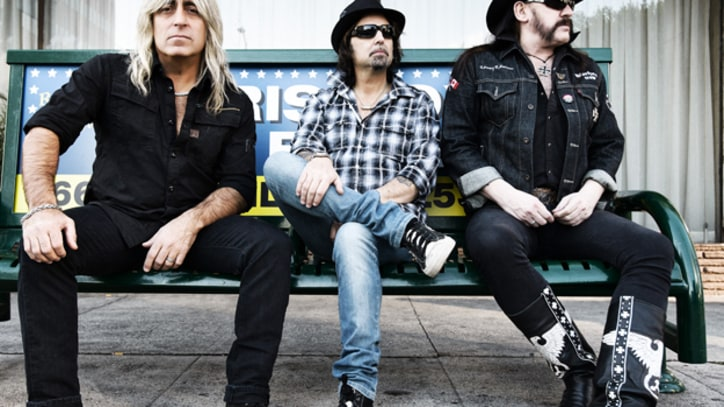 Motorhead Bare Teeth in 'Crying Shame' – Song Premiere