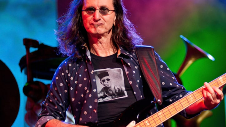 Q&A: Rush's Geddy Lee on Finally Taking a Break From the Road
